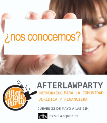 After-Law Party
