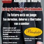 """Debate """"Ley Colegios de Abogados Profesionales"""""""