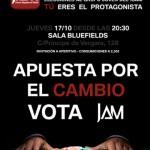 Decálogo del programa electoral JAM