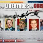 Nuestras libertades en crisis – Mesa Redonda