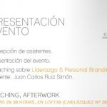 Llega el Networking 3.0 a Madrid