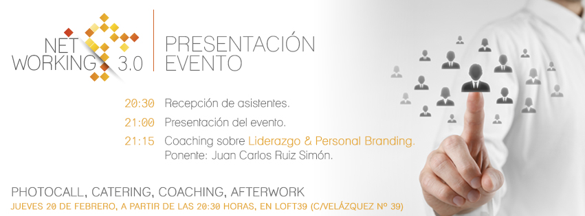 Networking 3.0 Madrid