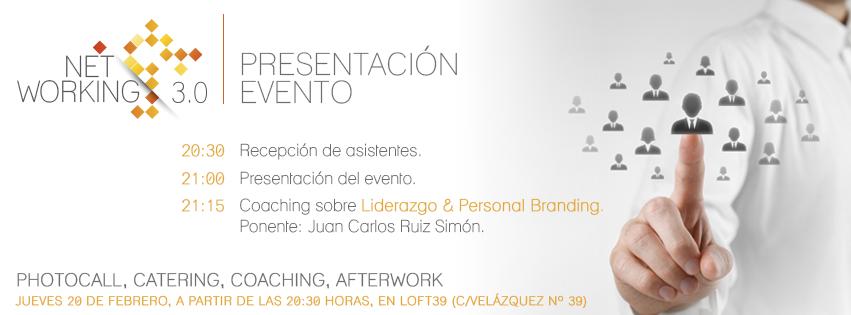 Networking 3.0 Madrid