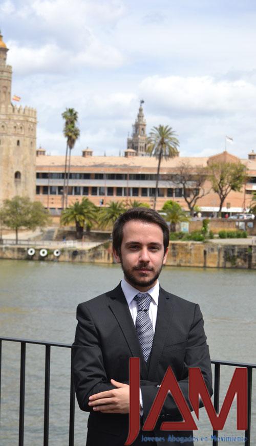 Daniel Puga Martinez - Secretario General JAM Sevilla