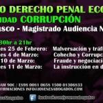 CURSO EXECUTIVE DE DERECHO PENAL-ECONÓMICO: CORRUPCIÓN.